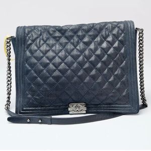 Chanel Jumbo Le Boy Bag